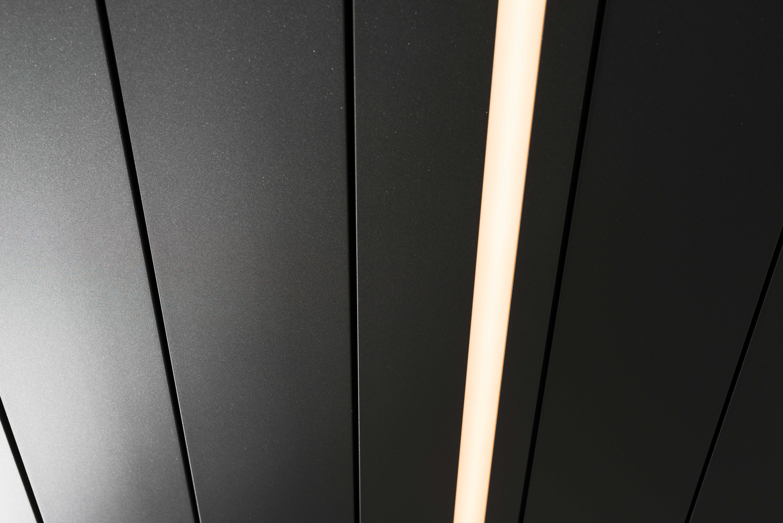 Led-verlichting aluminium terrasoverkapping