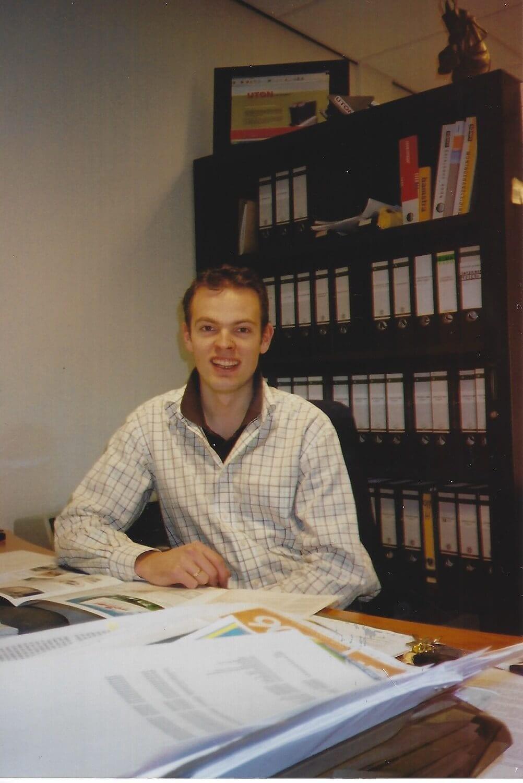 Gerard van Ee 2003