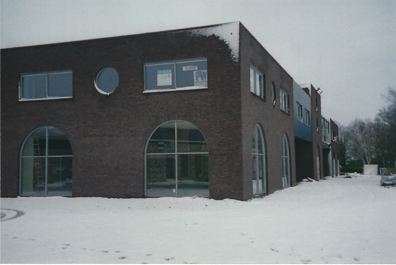 Showroom Barneveld Jumbo Leefcomfort Van van Ee